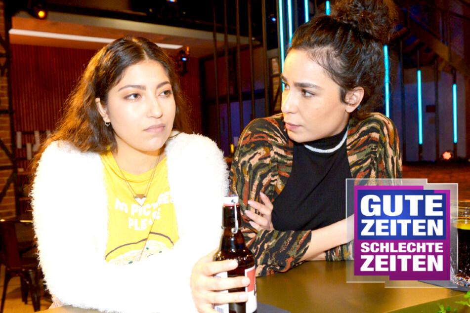 GZSZ: Nächstes Drogen-Drama bei GZSZ? Leyla bricht zusammen!
