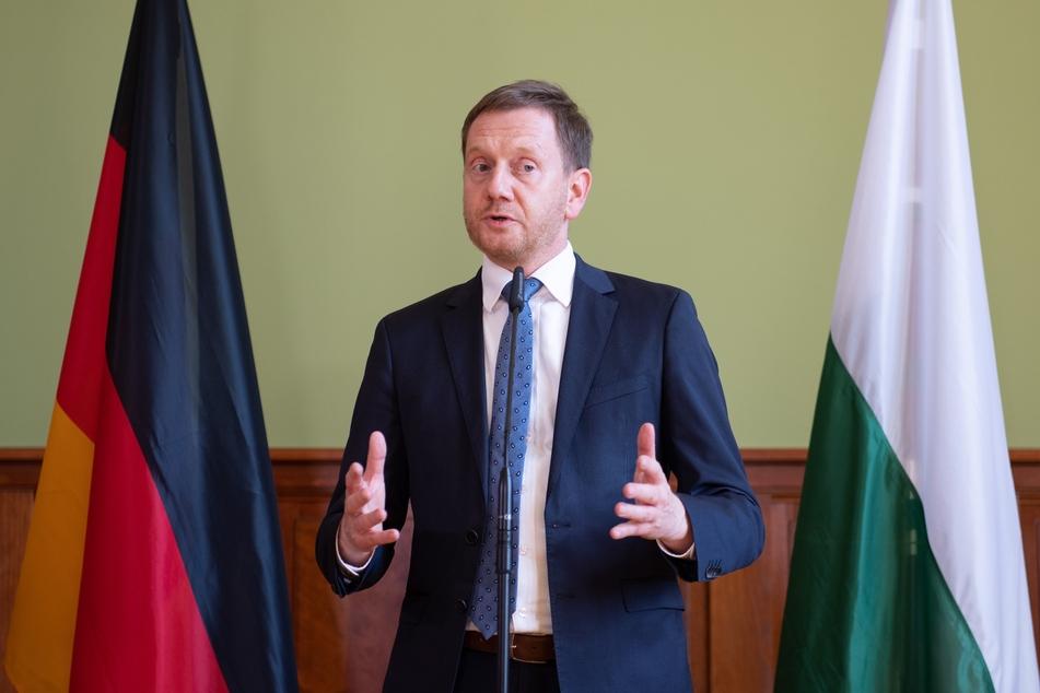 Sachsens Ministerpräsident und gebürtiger Görlitzer, Michael Kretschmer (45), äußerte sich ebenfalls zur Situation rund um die Arbeitnehmer von Bombardier.