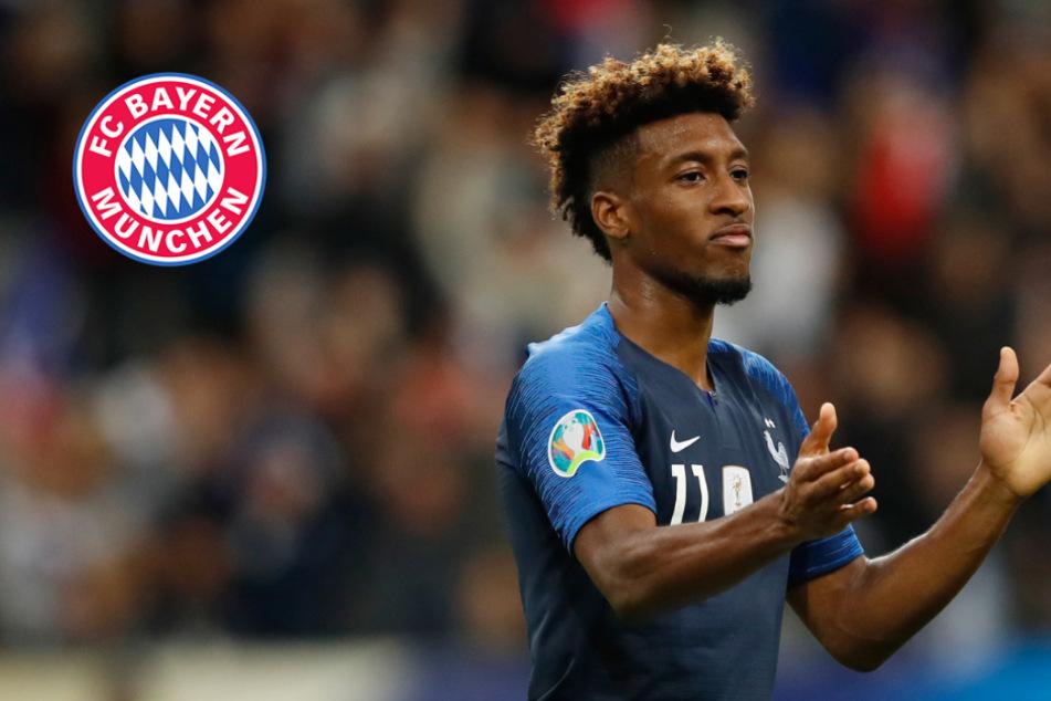 Nächste Hiobsbotschaft für FC Bayern: Coman verletzt sich wohl bei Nationalelf