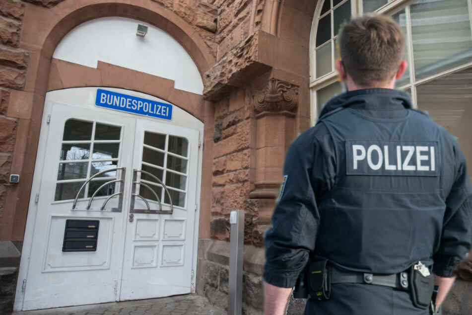 Schwarzfahrer flippt total aus und verletzt zwei Polizisten