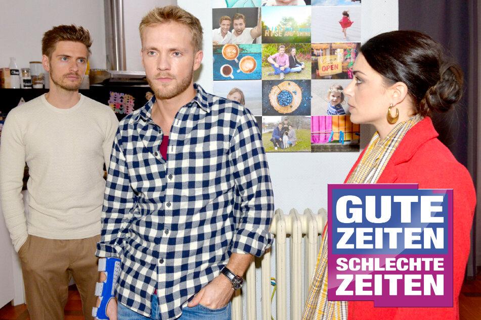 GZSZ: Emily betrügt Paul! Zerbricht jetzt die nächste GZSZ-Liebe?