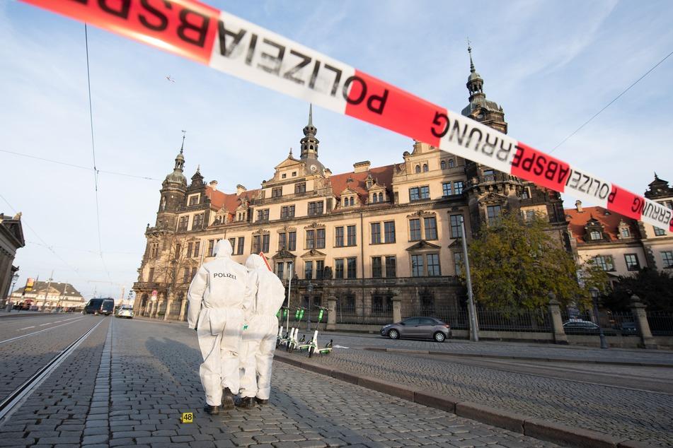 Am 25. November 2019 hatten die Täter mehrere Dutzend Edelsteine und Juwelen gestohlen.