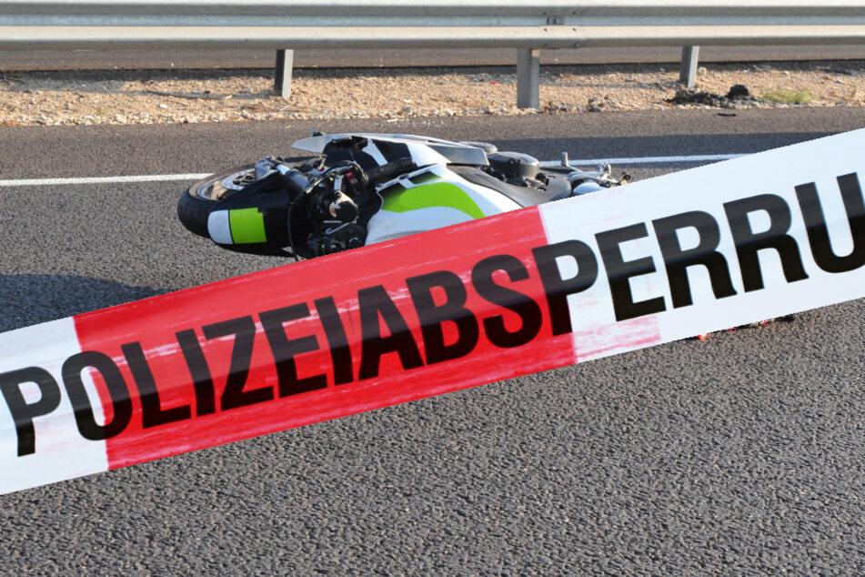 21-jähriger Biker stirbt bei Unfall im Harz
