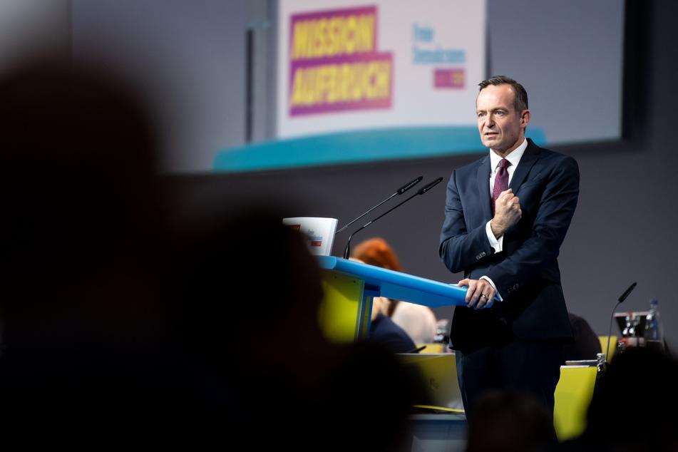 Volker Wissing ist neuer FDP-Generalsekretär