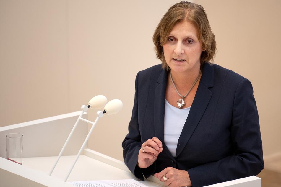 Britta Ernst (SPD), Brandenburger Bildungsministerin.