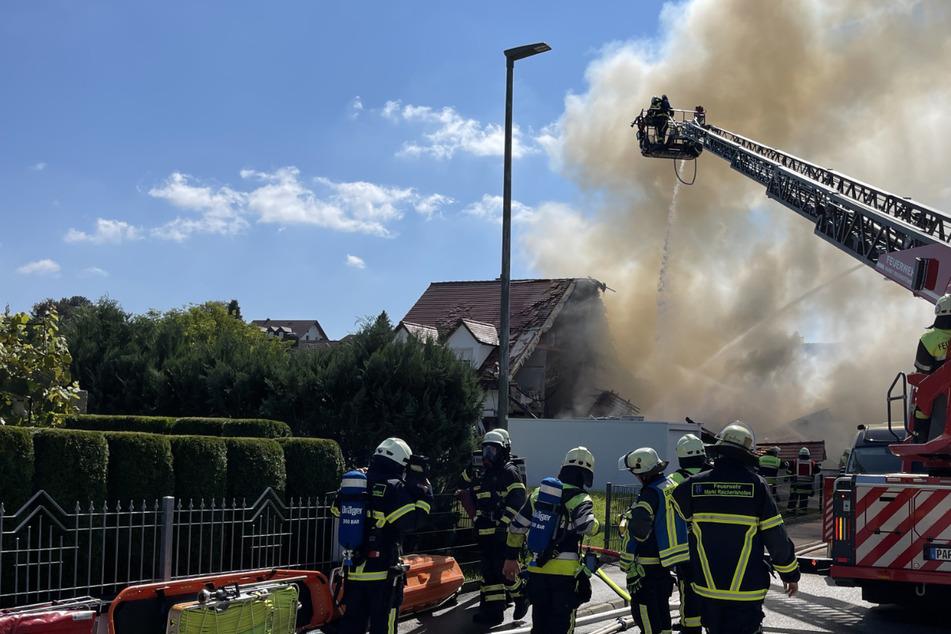 Bei der Explosion am Donnerstag sollen mehrere Personen verletzt worden sein.
