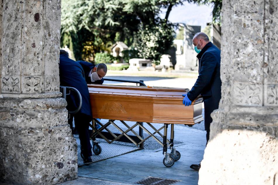 Italien trifft die Coronakrise derzeit am härtesten.