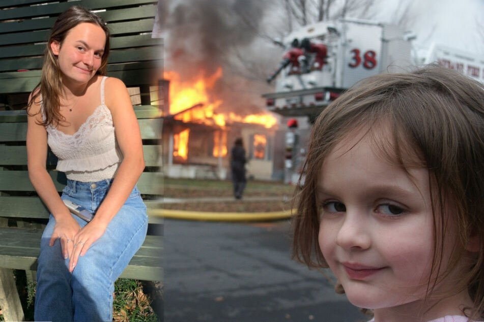 Zoe Roth wurde zu einem der ersten Internet-Memes. Heute ist das vierjährige Mädchen von damals eine 21-jährige Studentin.