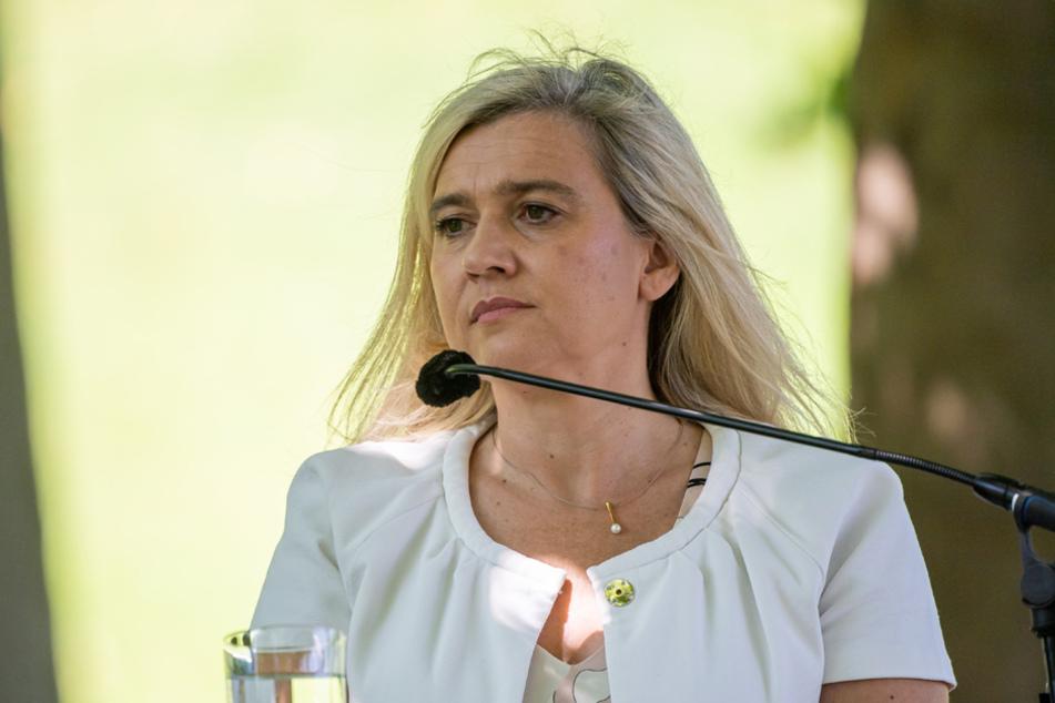Gesundheitsministerin Melanie Huml (CSU) möchte die Testmöglichkeiten in Mamming ausweiten.