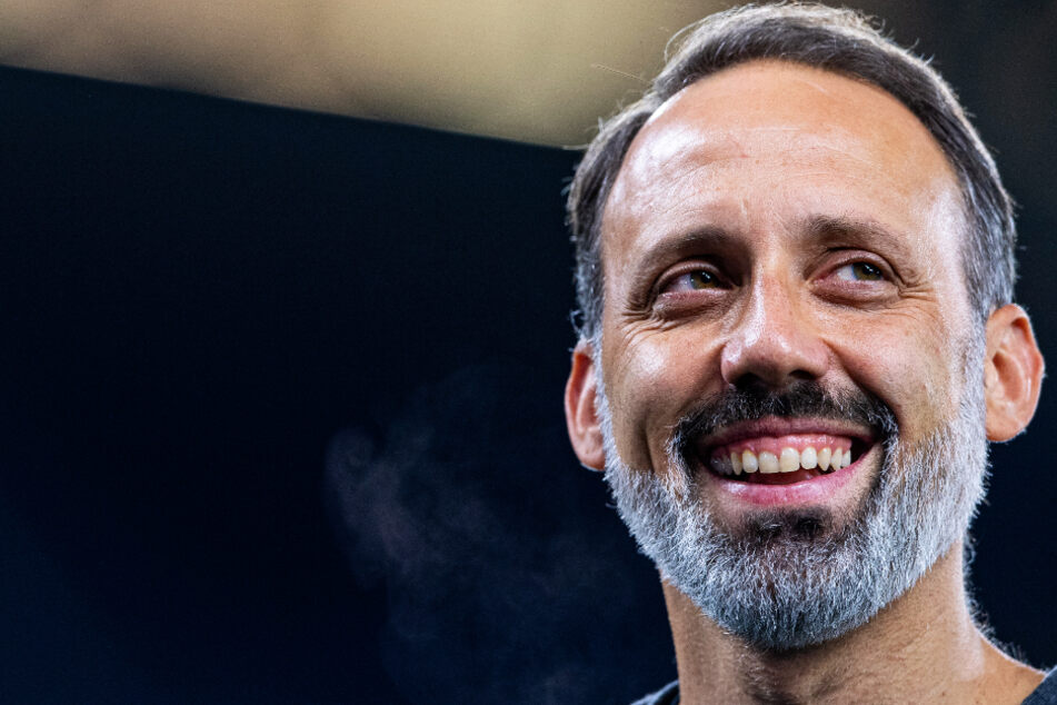 Freut sich über die Qual der Wahl bei der Kadernominierung: VfB-Trainer Pellegrino Matarazzo (42).