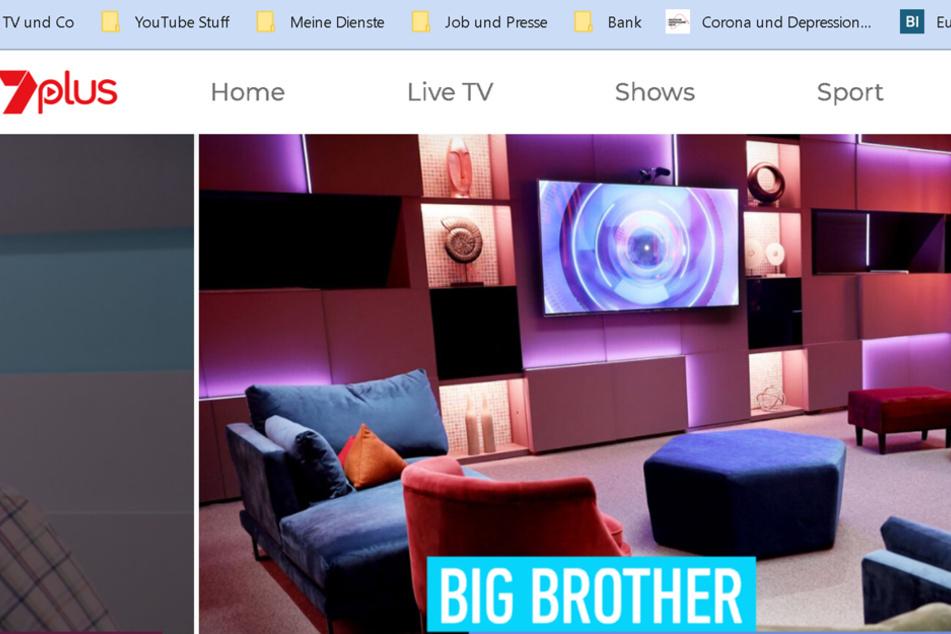 """Der australische Sender """"Seven Network"""" hat Big Brother aus der Konserve im Programm."""