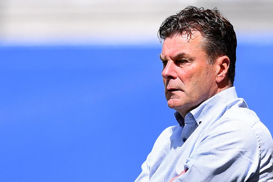 Medien: HSV und Trainer Hecking beenden Zusammenarbeit