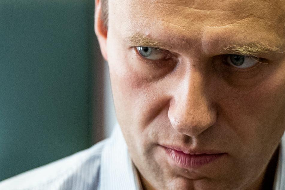 Attentatsversuche befürchtet: LKA bewacht Putin-Kritiker Alexej Nawalny verschärft