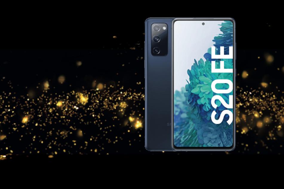 Das Samsung Galaxy S20 FE bekommt Ihr hier für nur 49 Euro!