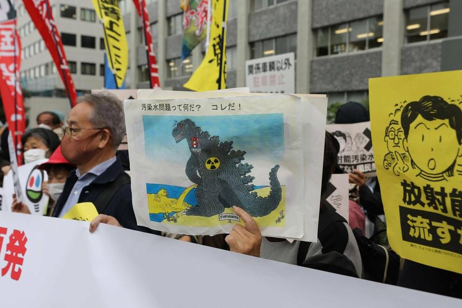 Japan decides to dump Fukushima water into sea despite global outcry