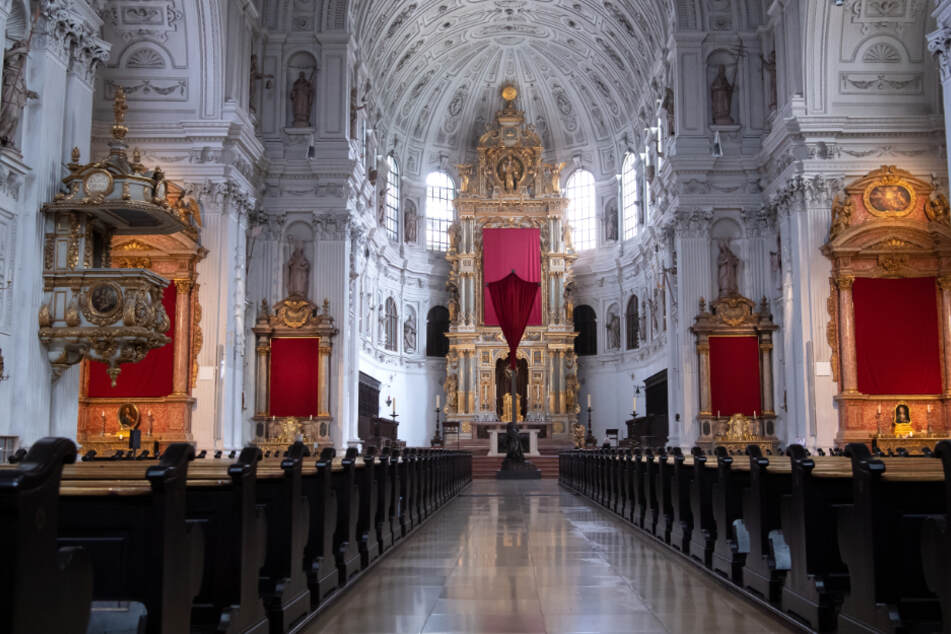 Die Coronakrise bedeutet für die Kirche handfeste finanzielle Einbußen. (Symbolbild)