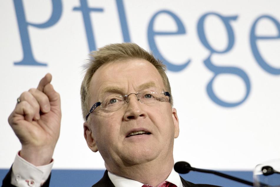 Der Pflegebevollmächtigte der Bundesregierung, Andreas Westerfellhaus. (Archivbild)