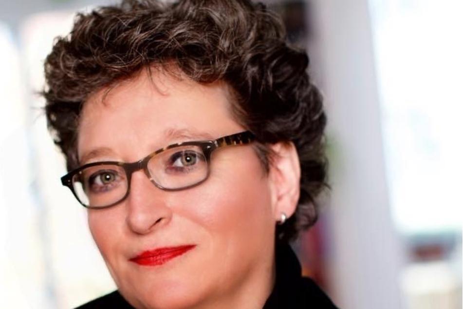 DRK-Blutspendedienst-Sprecherin Kerstin Schweiger (57)