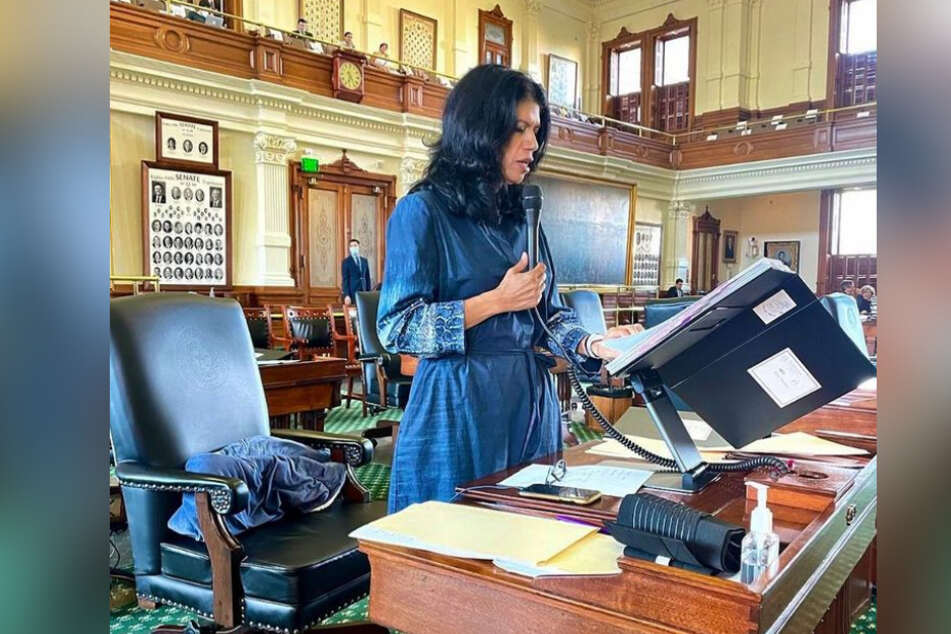 Texas Senate passes restrictive voting bill after a 15-hour filibuster