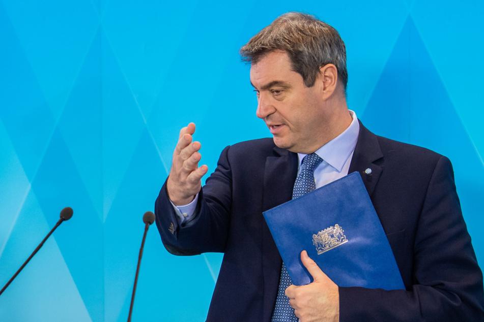 Bayern setzt Ansammlungsverbot für mehr als zwei Personen nicht um!