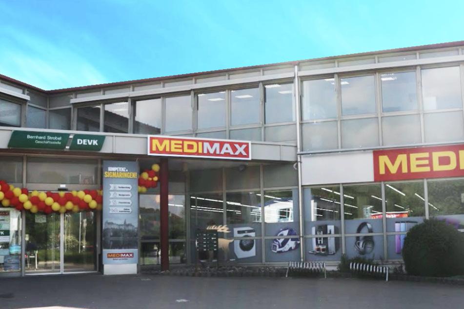 Alles muss raus! Großer Räumungsverkauf bei MEDIMAX Sigmaringen!