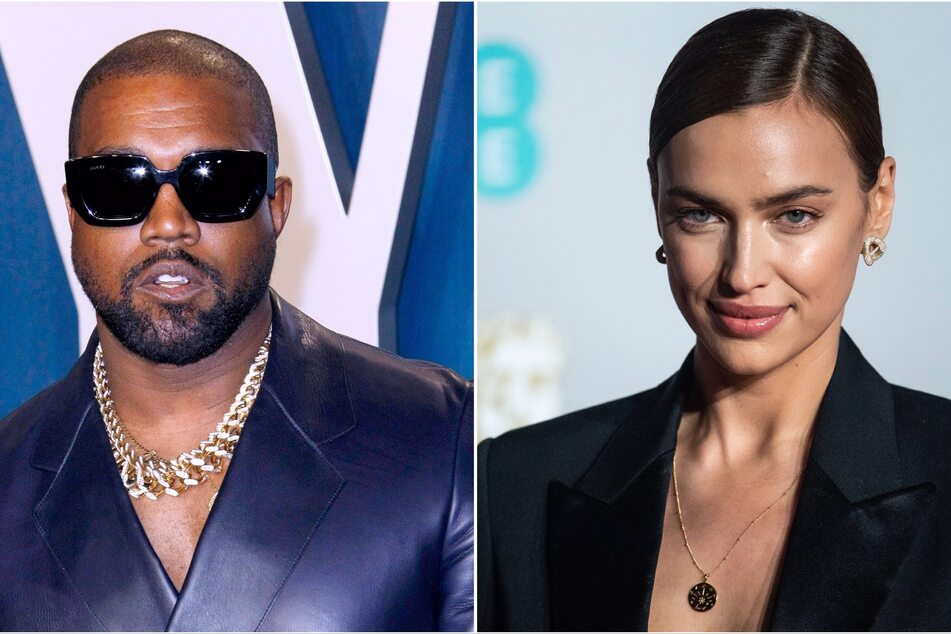 """Kanye West and Irina Shayk are reportedly still dating, despite rumors that claimed the two were """"cooling off."""""""