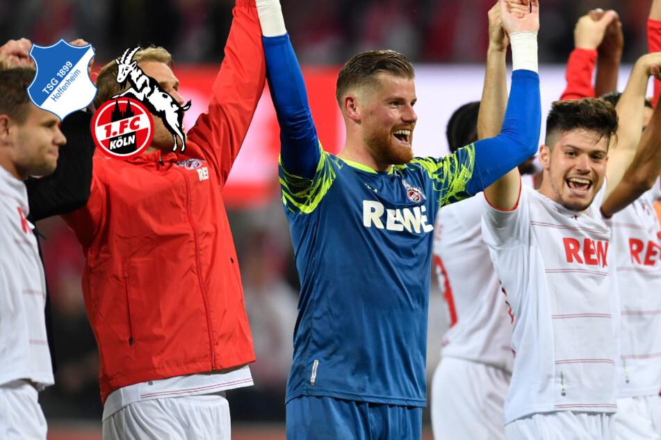 """Torwart Horn vom 1. FC Köln: """"Wir fahren mit Selbstbewusstsein nach Hoffenheim"""""""