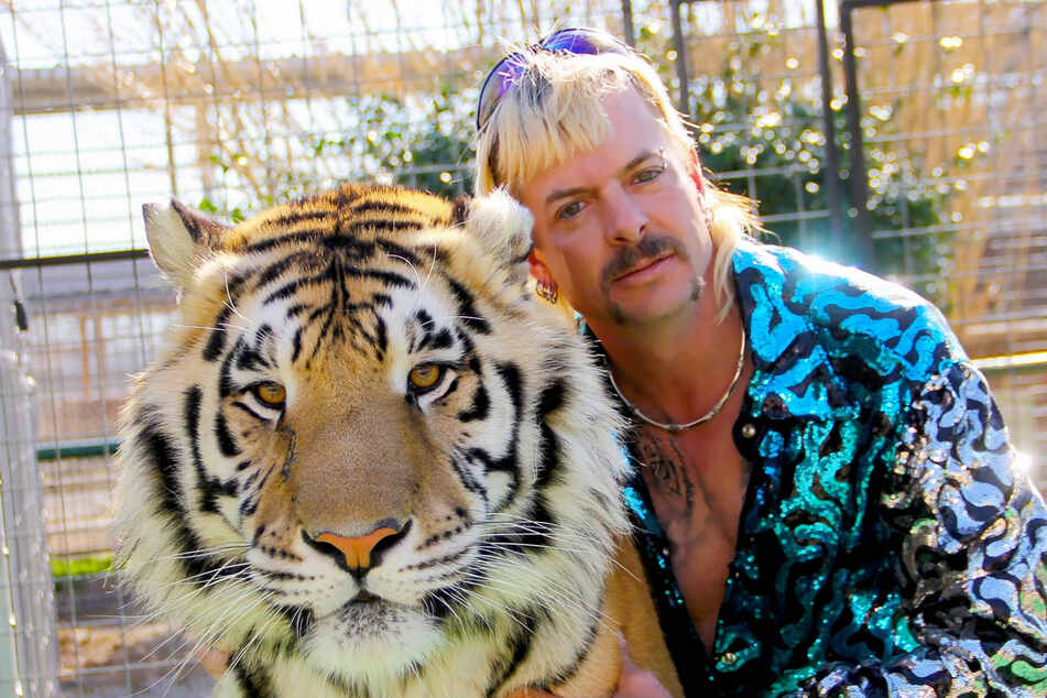 Joe Exotic's attempts to have his conviction overturned just got a big boost