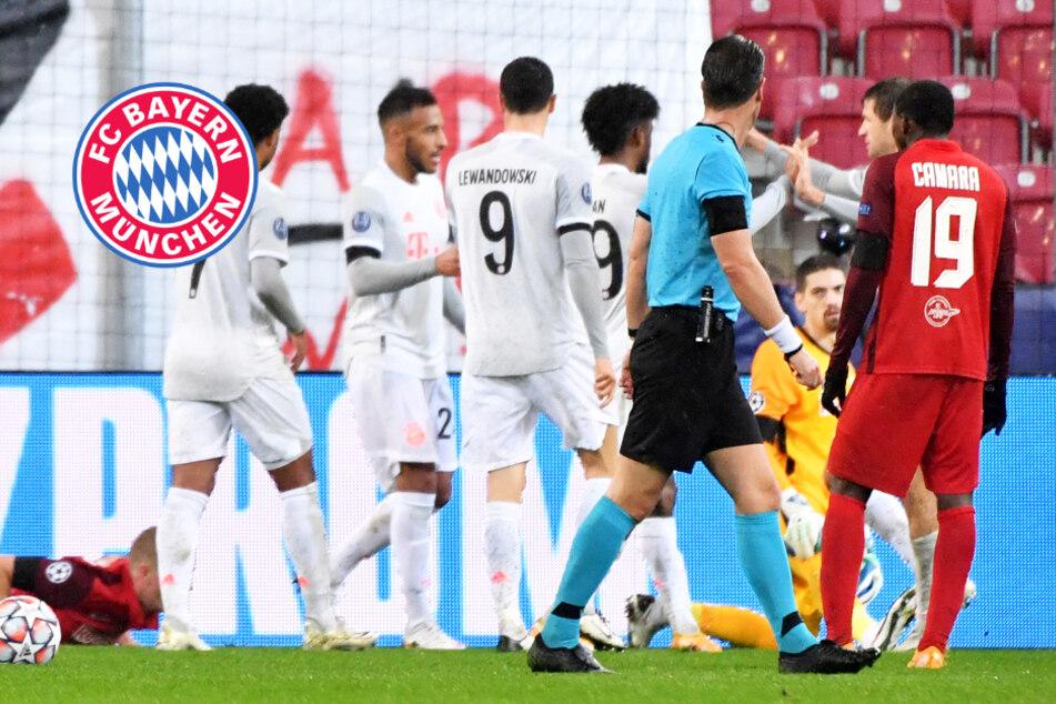 FC Bayern trifft in Champions League auf RB Salzburg: Klare Ansage der Österreicher!
