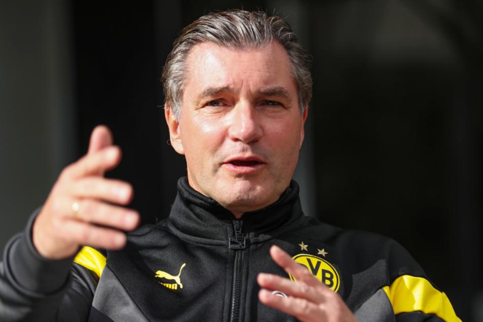 BVB-Sportdirektor Michael Zorc (58) hat sich in den Niederlanden umgeguckt und offenbar erfolgreich um Ajax-Sturmjuwel Julian Rijkhoff (15) geworben.