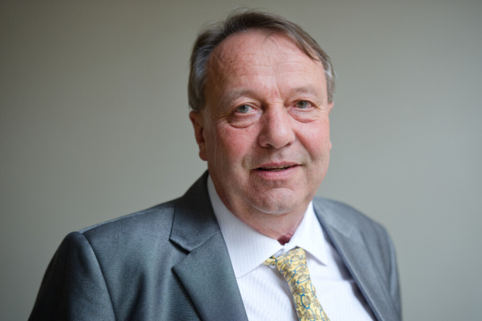 Deutscher Tennis Bund (DTB)-Vizepräsident Dirk Hordorff.
