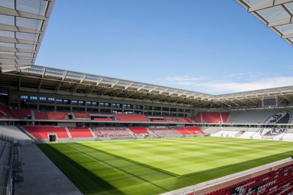 Die künftige Spielstätte des SC Freiburg wird Europa-Park Stadion heißen.