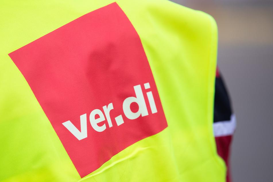 ver.di hat am Donnerstag Beschäftigte von 37 Betrieben in Sachsen und Thüringen zum Streik aufgerufen. (Archivbild)