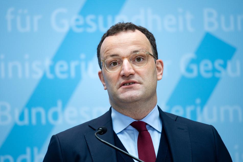Bundesgesundheitsminister Jens Spahn (41, CDU.