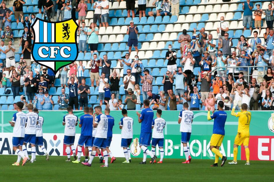 Nur 3095 Fans beim Pokal-Krimi! Warum bekommt der CFC das Stadion nicht mehr voll?