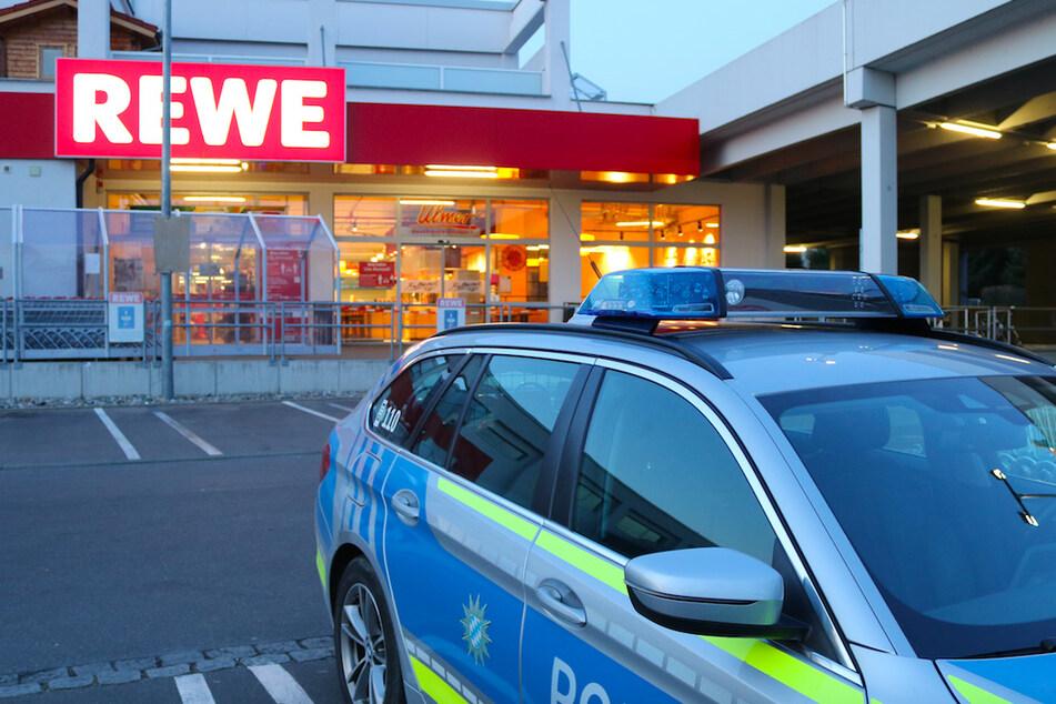 Der Supermarkt wurde nach der Attacke evakuiert.
