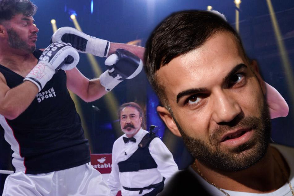 Nach Eklat beim Promiboxen: Rafi Rachek macht seinen Hatern klare Ansage