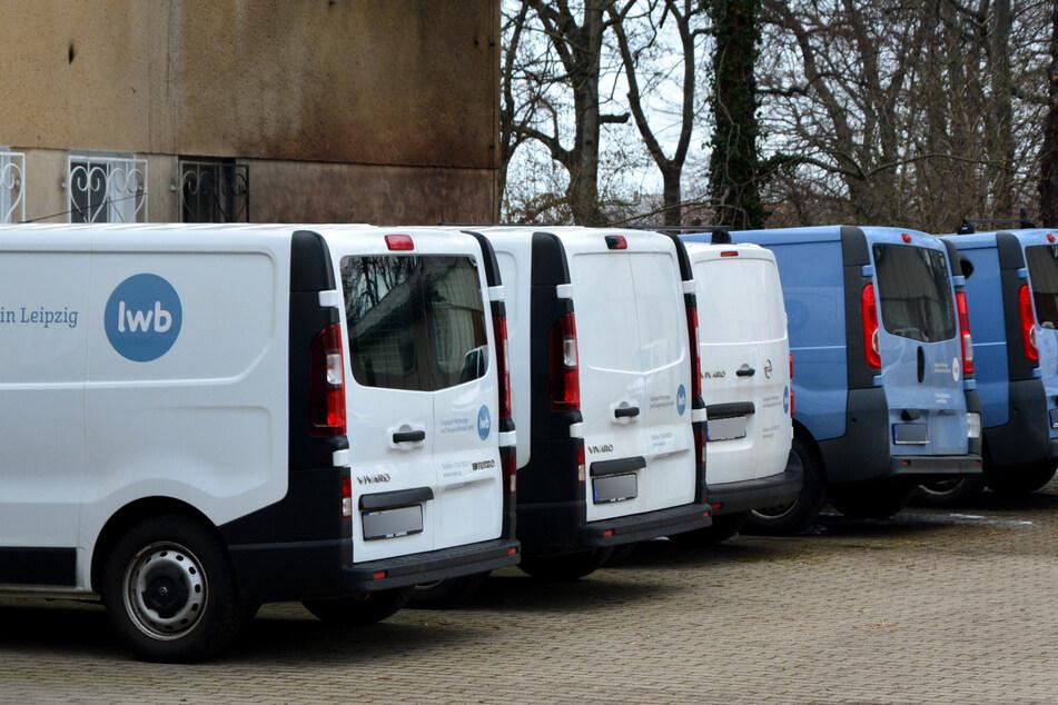 Leipzig: Brandstiftung an Transportern der LWB: Soko LinX sucht nach Zeugen