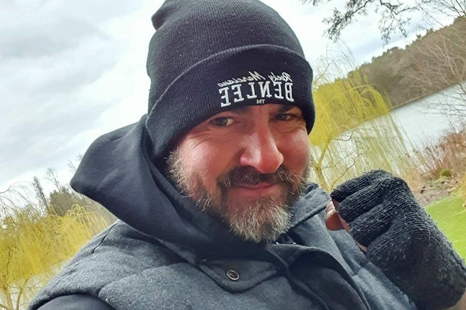 Carsten Stahl setzt sich öffentlich gegen Mobbing ein.