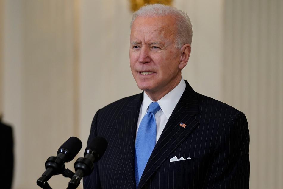 Demokrat Joe Biden (78) ist der amtierende US-Präsident.