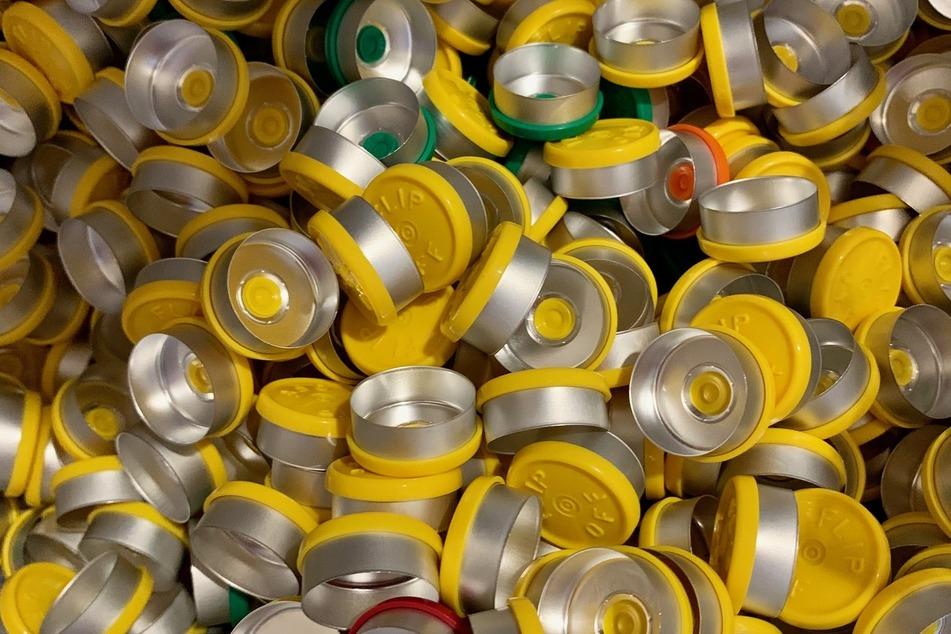 Verpackungsmaterial für die illegalen Dopingmittel.