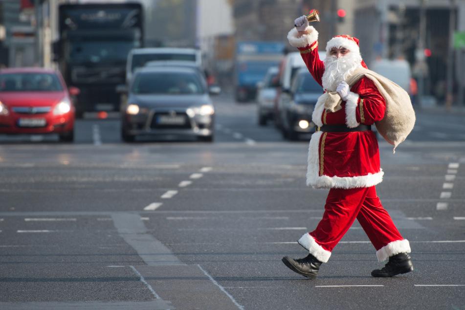 Ho, Ho, Ho? Darum vermitteln Arbeitsämter in diesem Jahr keine Weihnachtsmänner