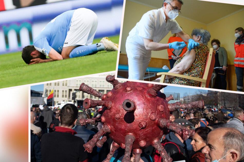 Jahresrückblick: Das waren die wichtigsten Ereignisse 2020 in Sachsen (Teil 2)