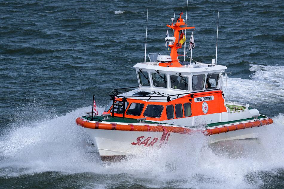 Tödliches Bootsunglück: Zwei Segler sterben auf Nordsee