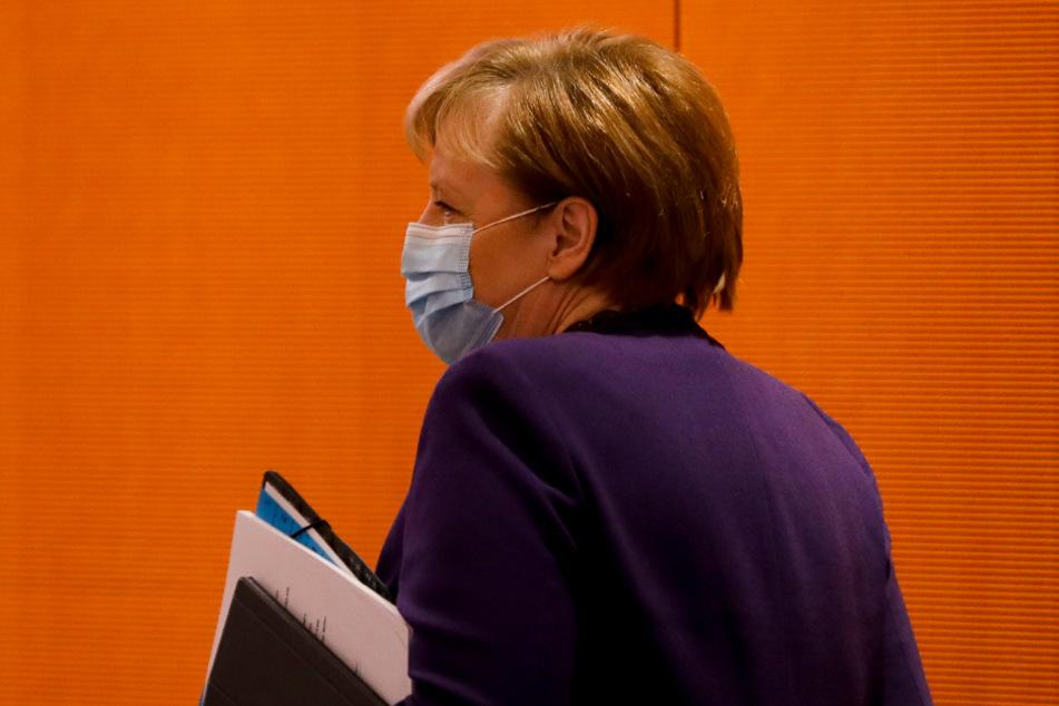 Kanzlerin Merkel verkündet: Lockdown wird bis zum 10. Januar verlängert