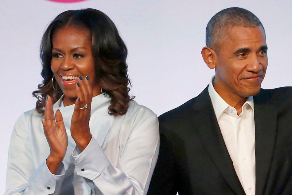 Michelle und Barack Obama produzieren Netflix-Serie