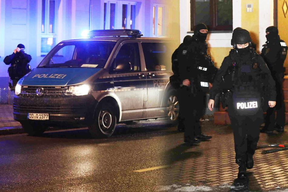 Nach Spielerei mit Schusswaffe in Freital: 20-Jähriger gestorben!