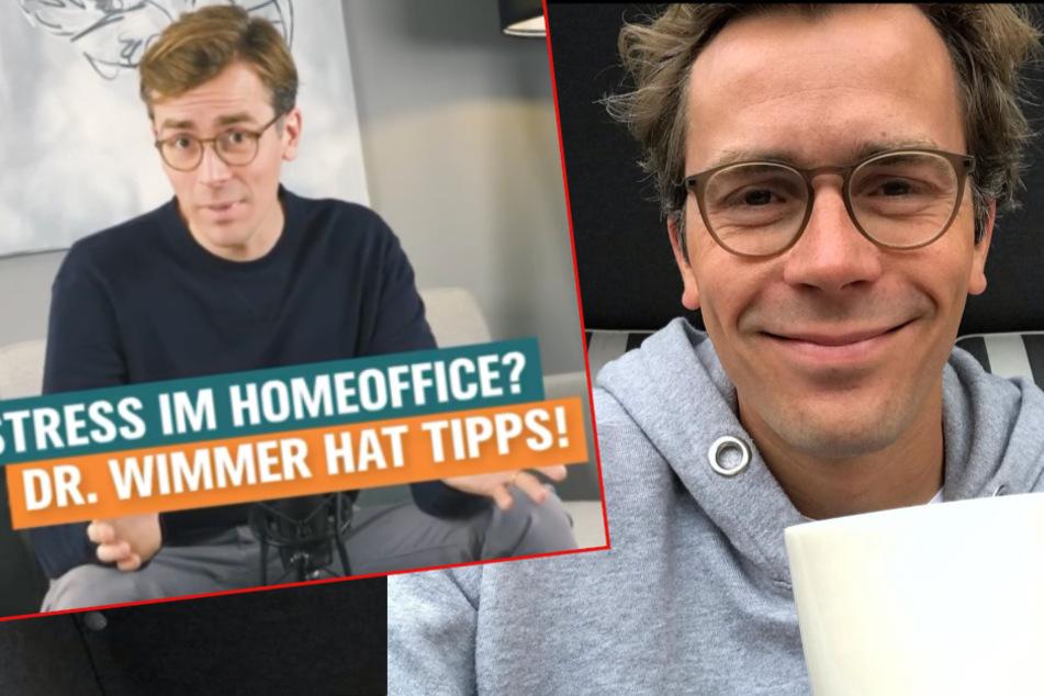 Hamburg: TV-Arzt Dr. Wimmer spricht Klartext: Macht uns Homeoffice krank?