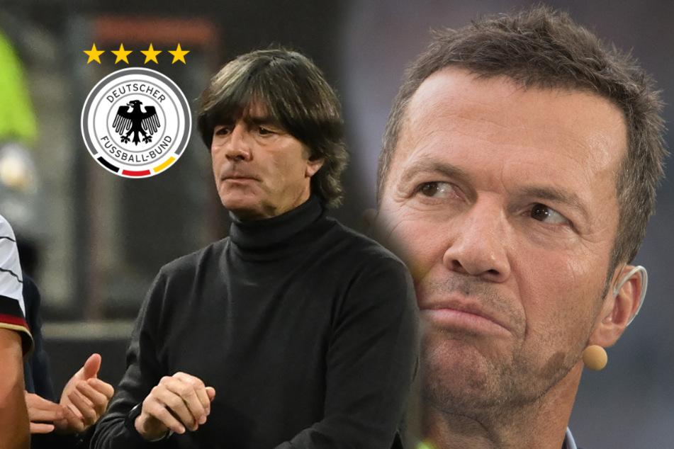 DFB-Team: Lothar Matthäus wirft Joachim Löw taktische Fehler vor