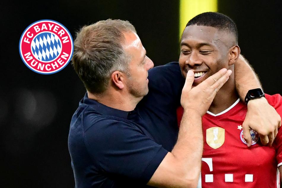 Bericht: Alaba wechselt vom FC Bayern zu Real Madrid und das soll er verdienen